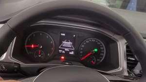 途观升级自适应巡航ACC路试自动跟车自动刹车功能