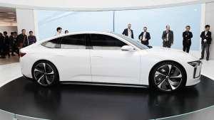 它才是国产最美轿跑车!比特斯拉看着顺眼多了!