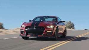 史上最强Mustang将来袭 福特Mustang