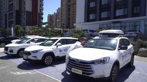 瑞风SUV国六标准新车试驾品鉴,你喜欢哪一款