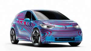 大众公布首款量产电动车ID.3
