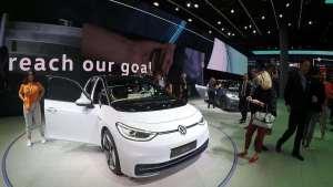 大众ID.3要做新能源时代的欧洲国民车