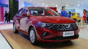 捷达品牌首款轿车,VA3正式上市售6.58-9.28万元
