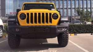 2019款 Jeep牧马人卢比肯2.0T四门版