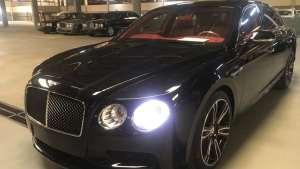 18款宾利飞驰V8S现车 低调掩不住的奢华贵族人士首选
