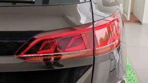 新款大众途锐升级流水尾灯效果怎么样