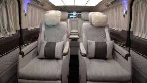 迈巴赫S680风格的七座商务车,奔驰VS680,全方位展现迈巴赫魅力