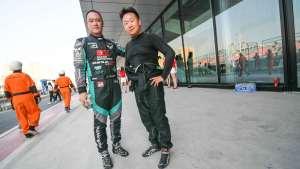 China GT第五站 王涛采访