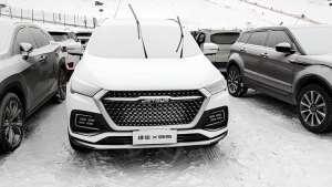 试驾捷途X95   雪地中的小精灵外观表现如何?