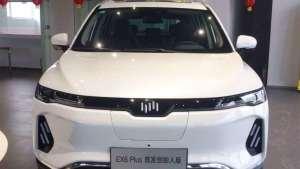 20多万中型SUV还有谁?来看威马Ex6,配置丰富带自适应巡航