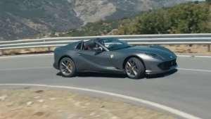 V12硬顶敞篷 法拉利812 GTS 国内530万起