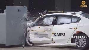 福克斯中保研碰撞测试,来看看安全性如何?