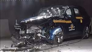 奥迪Q7和宝马X5碰撞对比,到底谁更安全?