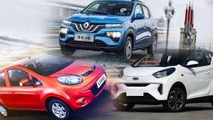 电动GO|三款价格低于10w的占标车辆 哪款比较合适呢?