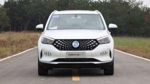 电动GO   综合续航里程252km,纯电紧凑型SUV汉腾X5 EV