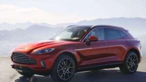 奔驰逐步淘汰V8发动机 阿斯顿·马丁将无V8发动机可用
