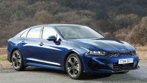 电动GO   国产全新一代起亚K5混动版将亮相北京车展