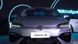 高级感、性价比双优的纯电车型—AionS,新车型已上市,配置升级