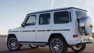 男人的梦想神车,越野车中的另类,新款已经上市,均搭载V8发动机