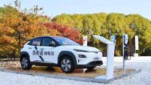 合资纯电动哪家强?昂希诺纯电动将纯电合资SUV价格进一步拉低!
