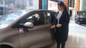 一汽丰田卡罗拉2019款1.2TS-CVT GL先锋版视频说明书车内进入方式