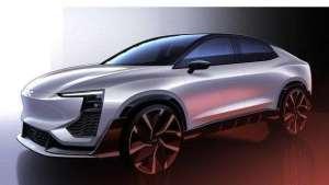 每天一款神仙车丨爱驰旗下第二款准量产车型,爱驰U6 ion
