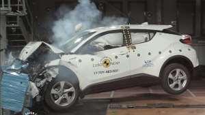 斯柯达柯米克和丰田C-HR碰撞对比,你会怎么选?