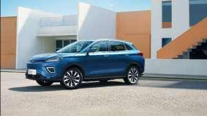 每天一款神仙车丨补贴后售价14.98万起,威马智能SUV EX5-Z上市