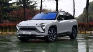 蔚来 -智能电动全能SUV ES6,首付5.07万起