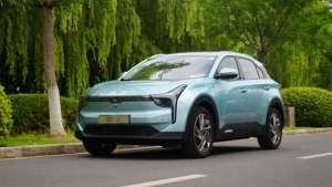 高性价比新能源SUV(威马EX5 哪吒U)