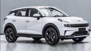 领克发06预告图曝光 ,定位小型SUV,预计8月上市