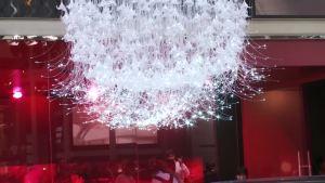 2012北京车展 雪迪龙DS展台贵在奢华