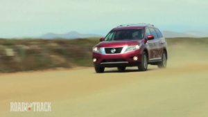 燃油经济性提高 试驾2013款日产探路者