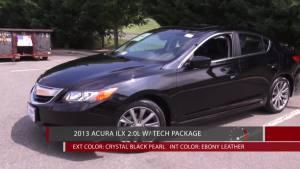 车友实测 2013款讴歌ILX 2.0版本