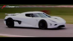 外媒试驾 柯尼塞格Agera 赛道测试