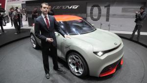 起亚Provo概念车 日内瓦车展亮相