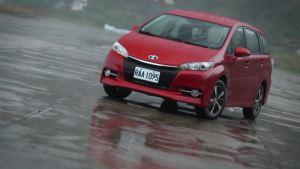 大空间MPV Go车志评测新款Toyota Wish