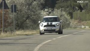 操控自如 MINI COUNTRYMAN JCW动态
