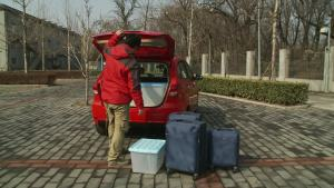 易车体验 试驾北京汽车E150旅行篇