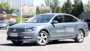 《易车体验》试驾上海大众新帕萨特3.0L