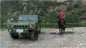 《易车体验》试驾北汽制造勇士