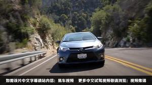 2014款丰田卡罗拉LE版 媒体试驾