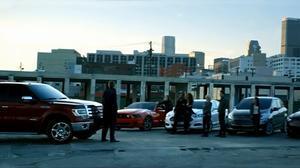 福特全系车型出演 2014夏季电影预告片