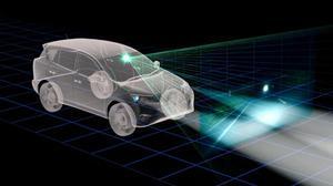 新款丰田RAV4 自动远光灯调节系统