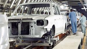 深度探秘 中兴汽车先进生产组装车间