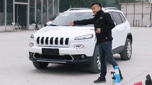 Jeep自由光领衔 四款SUV180米绕桩测试