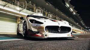 玛莎拉蒂GranTurismo MC GT4赛车版