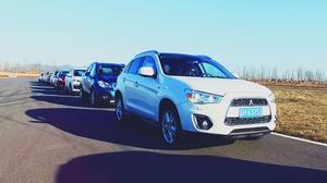 十二款热门小型SUV大横评预告片