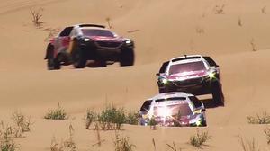 2016丝绸之路拉力赛 标致车队摘得桂冠