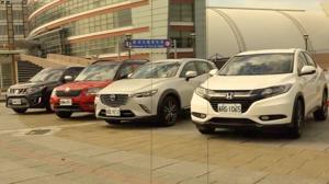 小型SUV集评 野帝/HR-V/CX-3/维特拉